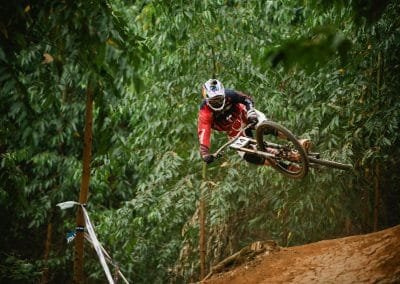 Aaron Gwin - Action